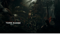 stilluncomfortable: Tomb Raider + Start Menus: TOMB RAIDER  PRESSO stilluncomfortable: Tomb Raider + Start Menus
