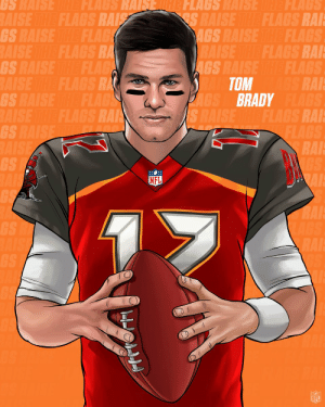 .@TomBrady, QB of the @Buccaneers. https://t.co/3t0wD1HQ0l: .@TomBrady, QB of the @Buccaneers. https://t.co/3t0wD1HQ0l