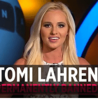 """TOMI LAHREN PART 1: So GlennBeck """"permanently banned"""" TomiLahren from the Blaze for commenting she's pro-choice on The View. Whether you agree with her or not it was a poor choice by Beck as his no-name network just lost their highest rated show. And I can't help but notice the Libtards are celebrating heavily. They celebrated when they rioted at our Trump rallies too...how did that turn out btw?🤔 TeamTomi will rebound and I have a feeling will be heading to FoxNews once her contract runs out. trumppence2016 trumppence TrumpTrain TriumphWithTrump trump2016 trump DonaldTrump trumpmemes politics obamasucks conservative conservatives gop republican republicans liberalssuck democratssuck president PresidentTrump MakeAmericaGreatAgain DealWithIt usa meme 🇺🇸Partners🇺🇸 @savior_of_the_west @momfortrump @trump2016_2024president @2016america @conservativecarl @conserve.the.constitution @ny_conservative1776 @republican4life_ @megapatriot"""