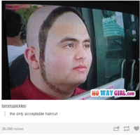 Slenda' Mon: tommy pickles  the only acceptable haircut  30,398 notes  NO WAY GIRL COM Slenda' Mon
