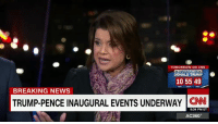 """Republican strategist Ana Navarro weighs in on Donald J. Trump's cabinet being the first in decades without a Latino member: """"I do not accept that there's not one qualified Hispanic that can be in his cabinet"""" http://cnn.it/2jF4UnY: TOMORROW ON CNN  DONALD TRUMP  10 55 49  HRS MIN  BREAKING NEWS  TRUMP-PENCE INAUGURAL EVENTS UNDERWAY 9:34 PM ET  AC360° Republican strategist Ana Navarro weighs in on Donald J. Trump's cabinet being the first in decades without a Latino member: """"I do not accept that there's not one qualified Hispanic that can be in his cabinet"""" http://cnn.it/2jF4UnY"""
