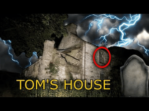 Toms: TOM'S HOUSE