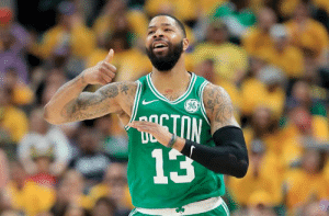 Marcus Morris is re-considering his 2-year, $20M Spurs deal and is considering signing with the Knicks, per Adrian Wojnarowski and Marc J. Spears: TON  13 Marcus Morris is re-considering his 2-year, $20M Spurs deal and is considering signing with the Knicks, per Adrian Wojnarowski and Marc J. Spears