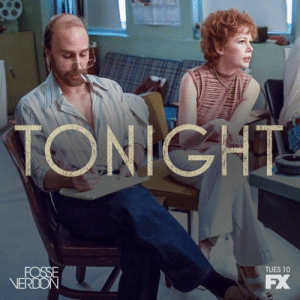 Tonight I'm having guests over to watch/livetweet #FosseVerdonFX with me! @nwalks! @JuliaMurney! @PattiMurin, Ubering up straight from a performance of Frozen! You watching with us? https://t.co/GLPKuCqi3g: TONIGHT  FOSSE  NERDON  TUES 10  FX Tonight I'm having guests over to watch/livetweet #FosseVerdonFX with me! @nwalks! @JuliaMurney! @PattiMurin, Ubering up straight from a performance of Frozen! You watching with us? https://t.co/GLPKuCqi3g