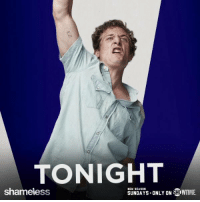 Don't be a schmuck. Watch Shameless TONIGHT at 9p/8c!: TONIGHT  NEW SEASON  SHOWTIME  SUNDAYS ONLY ON  shameless Don't be a schmuck. Watch Shameless TONIGHT at 9p/8c!