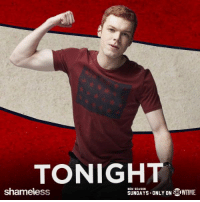Ian's navigating uncharted waters on TONIGHT'S all-new Shameless at 9p/8c!: TONIGHT  NEW SEASON  SHOWTIME  SUNDAYS ONLY ON  shameless Ian's navigating uncharted waters on TONIGHT'S all-new Shameless at 9p/8c!