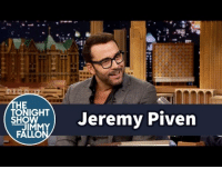 """Target, youtube.com, and Http: TONIGHT  SHOW  128 ) Jeremy Piven <p>Jimmy names random songs and objects, like lip balm, and has <a href=""""https://www.youtube.com/watch?v=AY7gXzoQeGA&amp;list=UU8-Th83bH_thdKZDJCrn88g&amp;index=2"""" target=""""_blank"""">Jeremy Piven declare if he&rsquo;s Piven or Piv-Out</a>!<br/></p><p>[ <a href=""""http://www.nbc.com/the-tonight-show/segments/115791"""" target=""""_blank"""">Part 2</a> ]</p>"""