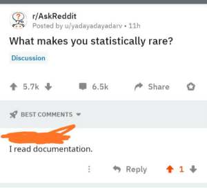 Too much rare!: Too much rare!