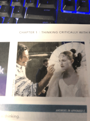 Took a break from browsing reddit only to find a prequel in my psychology textbook.: Took a break from browsing reddit only to find a prequel in my psychology textbook.