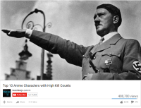 Top 10 Anime Characters With High Kill Counts: Top 10 Anime Characters with High Kill Counts  WatchMojo.com M  mojo  C Subscribe  12,114,858  Add to  Share  More  88,780 views  8,545  473 Top 10 Anime Characters With High Kill Counts
