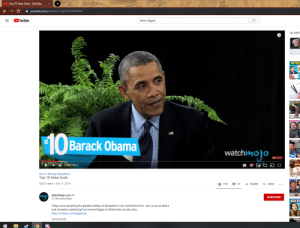 Top 10 False Gods: +  Top 10 False Gods - YouTube  youtube.com/watch?v=djPQ7VOXhM M  с  YouTube  fake niggaz  а  Up next  INTER  Barack Obama  WEIRD C  watchmoo  0:44/10:17  #Anime #Shaggy # BugsBunny  Top 10 False Gods  5,832 views Oct 17, 2019  19  718  SHARE  SAVE  mojo WatchMojo.com  21.4M subscribers  SUBSCRIBE  GUESS  Today we're reviewing the greatest dieties of deception in our mortal time line. Join us as we take a  look at realms stretching from ancient Egypt to What's New Scooby Doo.  https://twitter.com/bigpeener  SHOW MORE  Britis Top 10 False Gods