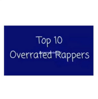 they should of added kondrick jamal his music weird and sounds like a girl @memersdelight: Top 10  Overrated Rappers they should of added kondrick jamal his music weird and sounds like a girl @memersdelight