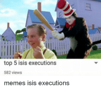 ISIS: top 5 isis executions  582 views  memes isis executions
