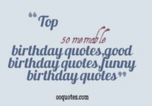 New 50Th Birthday Quotes Memes