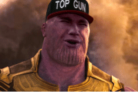 Well I still have the top gauntlet hat, so it looks like I'm still the top gauntlet: TOP GUN Well I still have the top gauntlet hat, so it looks like I'm still the top gauntlet