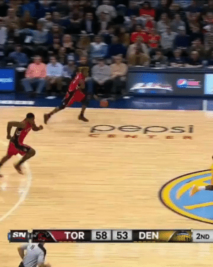 RT @Ballislife: This Terrence Ross poster on Kenneth Faried is so underrated😤 https://t.co/VD4f3IIm7e: TOR 58 53 DEN  2ND RT @Ballislife: This Terrence Ross poster on Kenneth Faried is so underrated😤 https://t.co/VD4f3IIm7e