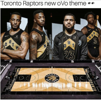 Follow @clearesthighlights for dope basketball videos 🔥 @clearesthighlights @clearesthighlights @clearesthighlights: Toronto Raptors new ovo theme  23  17 Follow @clearesthighlights for dope basketball videos 🔥 @clearesthighlights @clearesthighlights @clearesthighlights