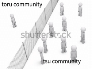 people just don't understand what's so great about the invisibility 😔: toru community  shuttersto.ck  tsu community  • Mడార్డే people just don't understand what's so great about the invisibility 😔