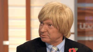 Tory mp... it's a wig, but it's gotta count, right??: Tory mp... it's a wig, but it's gotta count, right??
