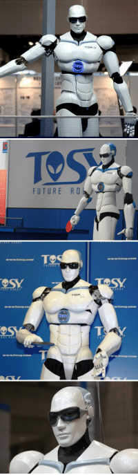 Fucking, Future, and Tumblr: TOSy   TOS  A25  FUTURE RO   TOP  www.fosu portaltwo: i just really cannot believe this fucking thing exists imagine making a robot this built and its purpose is to play table tennis