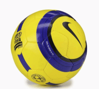 No ball was made better for a volley than this one..: TOTAL 90 AEROw HI-vis No ball was made better for a volley than this one..