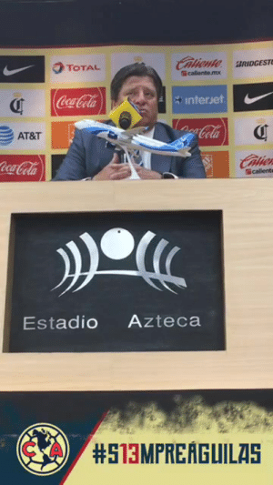 At&t, Miguel, and Total: TOTAL  callente.mxRIDGEST  CocaCola  interet  AT&T  Cola  Scallents  Estadio Azteca  🔴 EN VIVO: 🎙 Conferencia de Prensa con Miguel Herrera