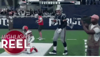 BAH GAWD HE'S BROKEN IN HALF (via @StoolGametime) https://t.co/eLSCCEi0Ky: TOUCHDOWN  HIGHLIGHT  REEL BAH GAWD HE'S BROKEN IN HALF (via @StoolGametime) https://t.co/eLSCCEi0Ky