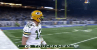.@packers fans right now... GoPackGo: TOUCHDOWN .@packers fans right now... GoPackGo