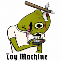 Memes, 🤖, and Machine: toy machine Reading comments like...