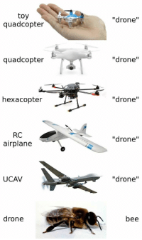 """Drone, Life, and Memes: toy  quadcopter  """"drone""""  """"drone""""  quadcopter  """"drone""""  hexacopter  RC  airplane  """"drone""""  """"drone""""  UCAV  drone  bee <p>Life is hard via /r/memes <a href=""""http://ift.tt/2n2lLRi"""">http://ift.tt/2n2lLRi</a></p>"""