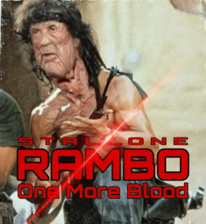Relased in january of 2045: TP  ONE  RRMBO  ONg More Blood Relased in january of 2045