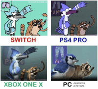 Ps4, Xbox One, and Xbox: TPTS  FB COM/SHOWMAS  UM  SWITCH  PS4 PRO  PI  XBOX ONE X  4K/60FPS  GTX1080 <p>¿Pe-pe-pero los exclusivos?</p>
