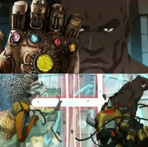 Infinity, War, and Tracer: Tracer dies in Infinity War
