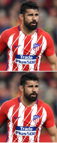 Diego Costa, Memes, and 🤖: Trade  Plus500   Trade  Plus500 Diego Costa #10YearChallenge https://t.co/2gMiNUkIae
