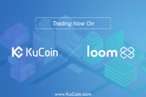 Omg, Tumblr, and Apps: Trading Now On  C KuCoin loom  www.KuCoin.com omg-images:   https://goo.gl/6fwBpc Invest  In Loom Network the next-generation blockchain platform for large-scale  online games and social apps! Working platform with millions of users,  buy on KuCoin today!
