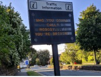 Traffic, Information, and First: Traffic  Information  0 Safety first