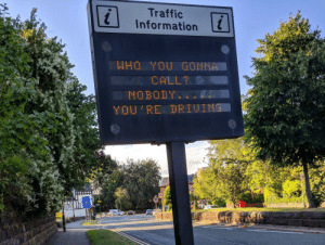 Funny, Traffic, and Information: Traffic  Information  0 Safety first via /r/funny https://ift.tt/2AEy5hi