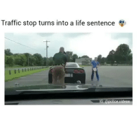 Life Sentence: Traffic stop turns into a life sentence  G apolice videos