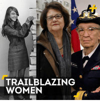 Memes, Blaze, and Badass: TRAIL BLAZING  WOMEN These three badass women may not be household names, but they've just won the Presidential Medal of Freedom.
