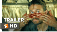 Charlie, Memes, and Toms: TRAILER  E HD  AH Check out the new The Lost City of Z Trailer!  Starring: Charlie Hunnam, Sienna Miller and Tom Holland.