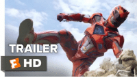 It's (almost) Morphin Time! The Power Rangers suit up and do battle with Elizabeth Banks in this action-packed new trailer!: TRAILER  E HD It's (almost) Morphin Time! The Power Rangers suit up and do battle with Elizabeth Banks in this action-packed new trailer!