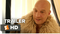 "1st trailer for xXx: Return of Xander Cage drools action, stunts, and an ""insane"" new crew.   Starring: Vin Diesel, Samuel L. Jackson, and Nina Dobrev.: TRAILER  F HD 1st trailer for xXx: Return of Xander Cage drools action, stunts, and an ""insane"" new crew.   Starring: Vin Diesel, Samuel L. Jackson, and Nina Dobrev."