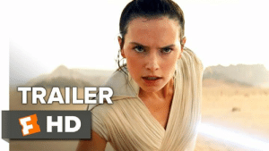 Memes, Star Wars, and Star: TRAILER  F HD Every generation has a legend.  The trailer for Star Wars: The Rise of Skywalker has arrived.