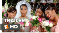 Queen Latifah, Memes, and New Girl: TRAILER  F HD Every woman deserves some time with her ladies! Gather your girlfriends for this new 'Girls Trip' trailer starring Queen Latifah!