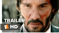 """John Wick, Memes, and Justice: TRAILER  F HD Keanu Reeves is back, and ready to kick some a$$ in 'John Wick: Chapter 2'! """"This isn't vengeance, this is justice."""""""