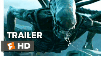 The creatures are featured in new Alien: Covenant trailer! #RhymeZone #AliensErreywhere: TRAILER  F HD The creatures are featured in new Alien: Covenant trailer! #RhymeZone #AliensErreywhere