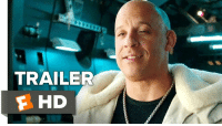 "The Vin Diesel Movie Formula: ""Kick some a$$, get the girl, and try to look cool while you do it.""- New Trailer for xXx: Return of Xander Cage!: TRAILER  F HD The Vin Diesel Movie Formula: ""Kick some a$$, get the girl, and try to look cool while you do it.""- New Trailer for xXx: Return of Xander Cage!"