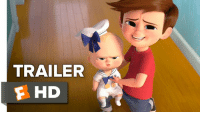 TRAILER  HD Check out a brand new trailer for The Boss Baby!  Starring: Alec Baldwin, Lisa Kudrow, and Steve Buscemi