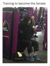 Memes, Working Out, and Planet Fitness: Training to become the Senate  planet  fitness Breaking: John McCain was spotted working out earlier today.
