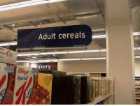 Hoes, Porn, and Girl Memes: tral  Adult cereals  ker 50 Shades of Grain Porn Flakes Special D Rice Frisky Captain munch Cheery Hoes https://t.co/B8y6pXX0UF